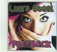 (DF120) Laura Steel, 1 track single see scan for song title - 2010 DJ CD