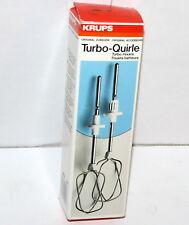 Krups * Turbo-Quirle Schneebesen für Hand-Mixer * Modell 0860-00 in OVP * 9181