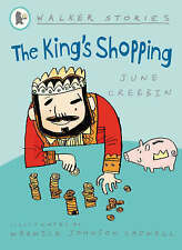 The King's Shopping (Walker Stories), June Crebbin, New Book