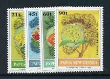 Papua New Guinea 1992 Flowering Trees set SG 675/8 MNH