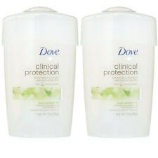 2 Pack Dove Clinical Protection Anti-Perspirant Deodorant Cool Essentials 1.70oz