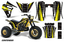 AMR Racing Yamaha Tri Z 250 Graphic Kit Three Wheel Racer Decals ATV 85-86 CT Y