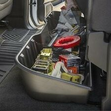 GM 23183674 Underseat Storage Box for 2014 2015 Silverado or Sierra CREW CAB