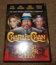 Charlie Chan and the Curse of the Dragon Queen (DVD, 2007)