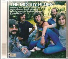 CD (NEU!) . Best of MOODY BLUES (Nights In White Satin Tuesday Afternoon mkmbh