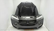 BMW X5 F15 2.0iA Frontpaket Motorhaube Front Stoßstange Scheinwerfer Kotflügel