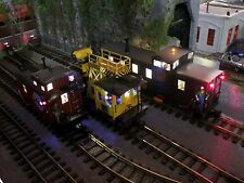 LED Smd Custom Caboose lighting Your Choice of colors of Led & Tail Lights LGB