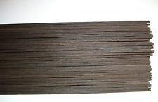 35 Holzleisten Räuchereiche(2) 1000 x 5 x 0,6 mm