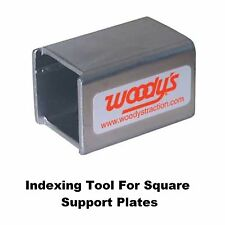 Woody's Snowmobile Indexing Tool For Square Support Plates Ski-Doo