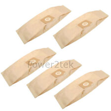 5 x ZR80 Dust Bags for Gisowatt Industrial 30X 50X Professional Vacuum Cleaner