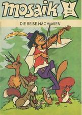 Mosaik 1978/ 4 (Z1-, Aufkleber), Junge Welt