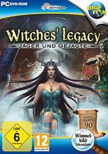 Witches' Legacy - Jäger Und Gejagte (Wimmelbild Abenteuer Big Fish)