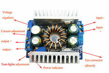 150W DC-DC Boost Converter 8V-32V Step Up to 10-60V Voltage Power Supply Módulo