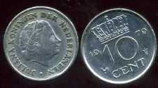 PAYS BAS  10 cents 1979  ( bis )
