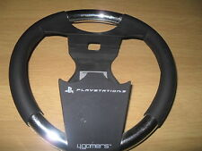 Official 4Gamers PS3 Playstation 3 Steering Racing Wheel FAST POST