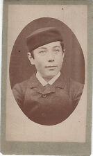Photo cdv : Perceval de Loriol , origine Suisse , vers 1880