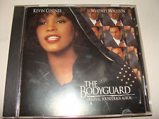 The Bodyguard Original Motion Picture Soundtrack CD, Whitney Houston