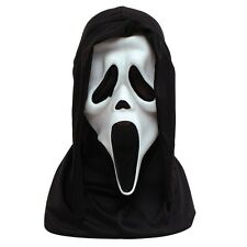 Costume Halloween UFFICIALE ORIGINALE #scream MASCHERA Spaventosa HORROR GHOST FACE