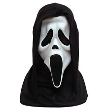 DISFRAZ DE HALLOWEEN OFFICIAL #SCREAM MÁSCARA TERROR HORROR GHOST ROSTRO