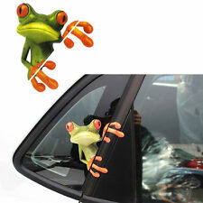New Car, Truck, Boat, Frog Fingers, Styling Sticker  Badge Emblem Decal UK STOCK