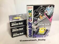 GAME LINK CABLE GAME BOY COLOR - ORIGINAL NINTENDO - NEW