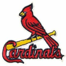 St. Louis Cardinals embroidered embroidery Iron on Patch