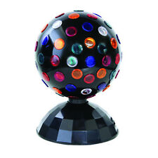 "New Cornet 9"" Spinning Rotating Karaoke Party Disco Color Light Ball BHL-117"