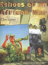 Echoes of an African War by Chas Lotter (Hardback, 2000)