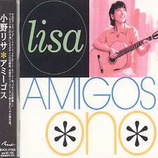 Amigos [Lisa Ono] New CD