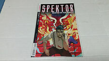 Doctor Spektor Master of the Occult Complete 4 issue mini-series (2014 Dynamite)