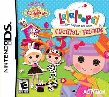 Lalaloopsy: Carnival of Friends DS
