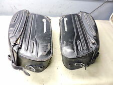 03 Yamaha XV 1600 XV1600 AS Midnight Road Star saddlebags saddle bags right left