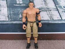 """John Cena WWE 2013 Mattel 12"""" Large Wrestling Figure Cargo Shorts Arm Band WWF"""