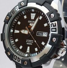 SEIKO BRAND NEW MENS AUTOMATIC 24 JEWEL WATCH SRP475K1
