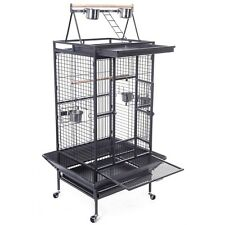 Top Parrot Finch Cage2015 Style Large Play  Macaw Cockatoo Pet Supply  Bird Cage