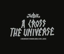 JUSTICE - A Cross The Universe (2 Disc Set, DVD+CD+Slipcase, 2008, Ed Banger)