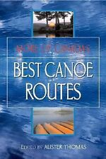 More of Canada's Best Canoe Routes-ExLibrary