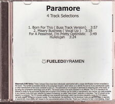 paramore limited edition cd