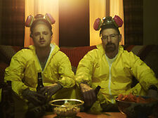 """Breaking bad 1 2 3 4 5 6 TV Show Fabric poster 32"""" x 24"""" Decor 030"""
