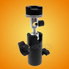 Pro 360° Swivel Hot Shoe Umbrella Camera Mount Flash Holder Bracket #6339