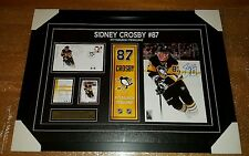 Sidney Crosby Signed Limited Edition Framed Print 2016 Canada Post Autographed