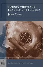 Barnes and Noble Classics: Twenty Thousand Leagues under the Sea by Jules Verne