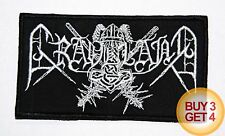 GRAVELAND WT PATCH,BUY3GET4,HORNA,SATANIC WARMASTER,MOONBLOOD,INQUISITION,MAYHEM