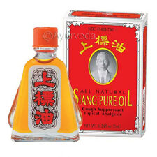 Red Siang Pure Oil Warming Massage Ache Pain Insect Dizziness Bite Relieve 3cc