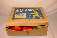 1960's H2O-Jet Water Guns, Full Case with Display Box