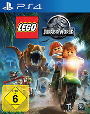 Playstation 4 Spiel: Lego Jurassic World PS-4 Neu & Ovp