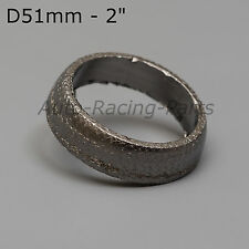 "STRONG DONUT GASKET HEADER 2"" JOINT de collecteur D51mm UNIVERSEL"