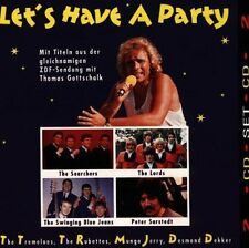 Let's have a Party (1992, präs. von Thomas Gottschalk) Mungo Jerry, Equ.. [2 CD]