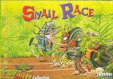 Snail Race Fun Board Collection Game
