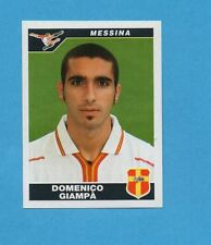 PANINI CALCIATORI 2004-05- Figurina n.280- GIAMPA' - MESSINA -NEW